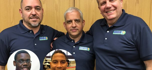 New elected board of DIBF Americas