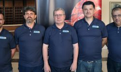 New elected board of DIBF Europe