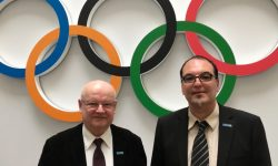 Video: DIBF successful meetings with ICSD, IOC and FIBA
