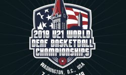 2018 U21 World Deaf Basketball Championships in USA
