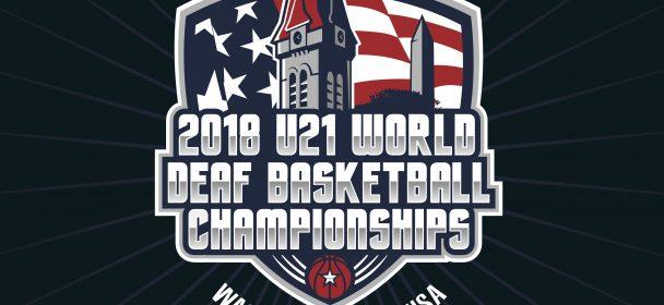 2018 U21 World Deaf Basketball Championships in USA