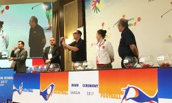 2017 Summer Deaflympics Basketball Draw Ceremony