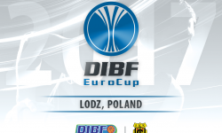 2017 DIBF EuroCup in Lodz, Poland