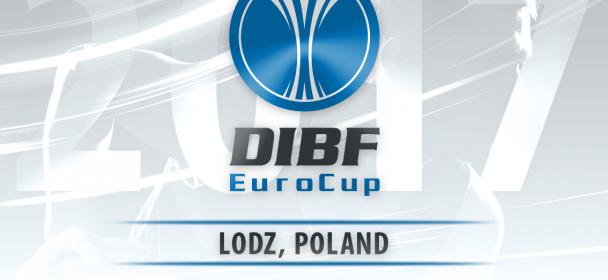 2017 DIBF EuroCup in Lodz, Poland