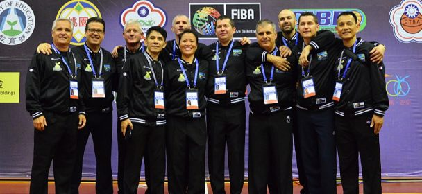 2017 Summer Deaflympics Basketball DIBF Referee Nomination