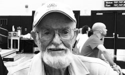Richard E. Caswell passed away