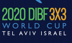 2020 DIBF 3×3 World Cup in Israel