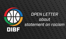 DIBF open letter about statement on racism