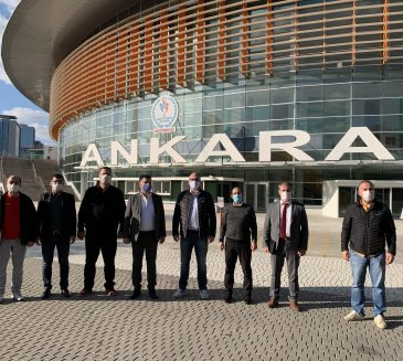 Turkey candidates to host the 2023 World Deaf Basketball Championships